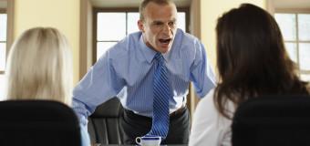 W jaki sposób rozpoznać złego szefa/menagera?