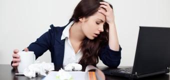 Przeziębienie w pracy – jak sobie z nim radzić?