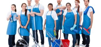 Sprzątanie jako jedyne źródło dochodu – nasze porady