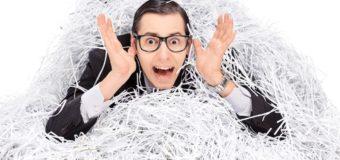 Gdy niszczarka w Twojej firmie pracuje zbyt głośno…
