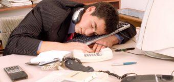 Jak obniżyć poziom stresu w pracy?