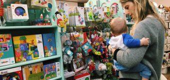 Jaka zabawka dla niemowlaka?