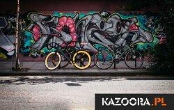 Kazoora sklep rowerowy na Warszawskim Ursynowie