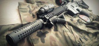 ASG (Air Soft Gun) jako pomysł na imprezę integracyjną w męskim towarzystwie