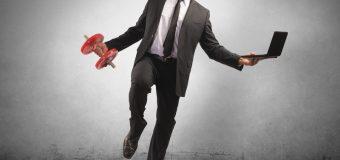 Strefa fitness dla w Twojej firmie? Zobacz jakie masz możliwości