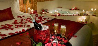 Pracujesz jako dekorator wnętrz? Zobacz jak urządzić romantyczny pokój hotelowy?