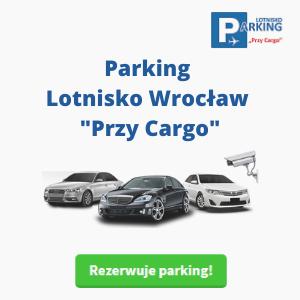 parking przy lotnisku wrocław