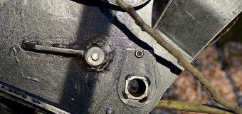 Kontrola jakości części do maszyn