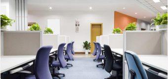 Zadbaj o schludność swojego biura – pomyśl o odświeżaczu powietrza.