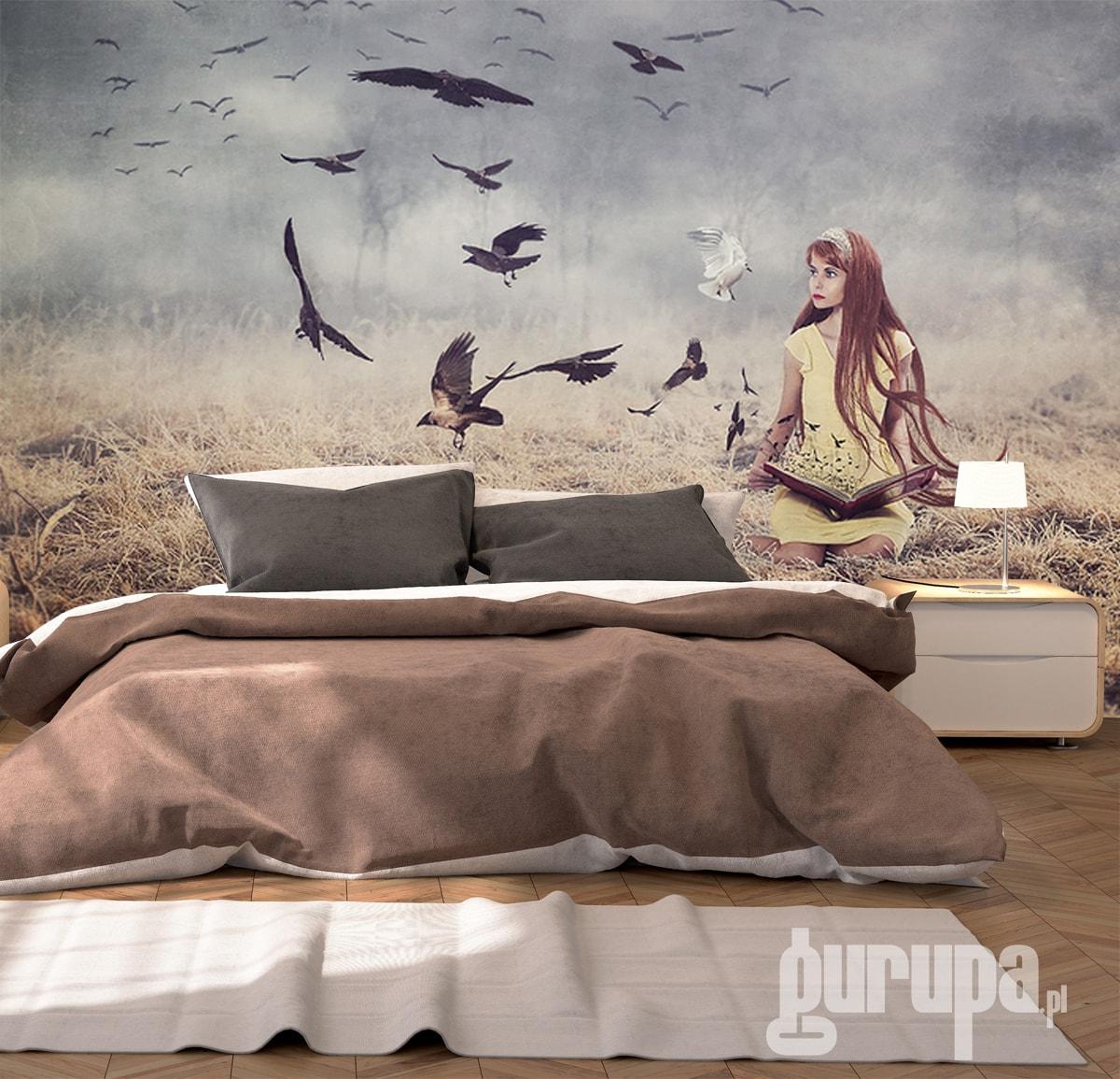 Aleksandra-Biały ptak_arttapeta_ar_w-min