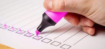 Praca w domu – Zarabianie na ankietach – Na co uważać, porady