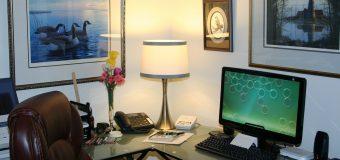 6 pomysł na to, jak umeblować i udekorować biuro